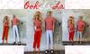OOH LA LA! (ModBarbieLover) Tags: barbie ken vintage fashion queen bend leg pak red white french doll 1964