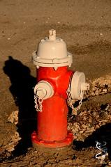 Orangefield, Texas (sirchuckles) Tags: hydrant firehydrant orangefield texas adv americandarlingvalve