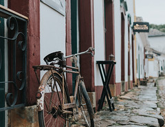 A bucolic place. (brunoffelipe) Tags: city street travel old vintage tourism urban architecture nikon 35mm peace exploration bucolic bike