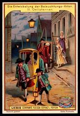 Liebig Tradecard S591 - Oil Light (cigcardpix) Tags: tradecards advertising ephemera vintage chromo liebig