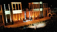 Teatro romano Mérida (Tarraconensis.com) Tags: mérida teatrosromanos imperioromano teatroromanomérida