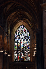 St Giles apse 01 (L. Charnes) Tags: edinburgh royalmile stgiles cathedral window stainedglass