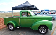 Willys Pickup (bballchico) Tags: willys pickuptruck dragcar racecar arlingtondragstripreunionandcarshow arlingtoncarshow carshow 1940s 206 washingtonstate arlingtonwashington