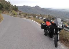 A-4050, Carretera de La Cabra (Granada) (NACHOakaBS1) Tags: granda moto bmw nachoakabs1 bs1producciones