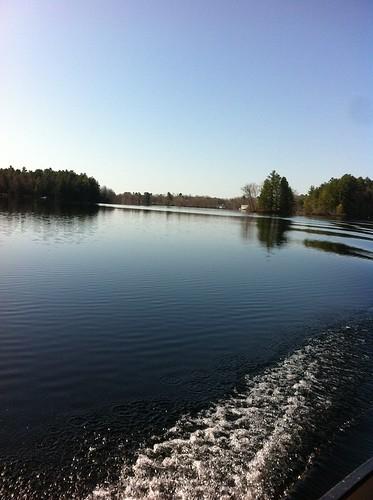 North Gorham Pond - www.amazingfishametric.com