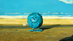 Mr. Men And Little Miss Wind Up Walkies By Goldie Marketing Australia Goldie Marketing Incorporated San Diego : Mr Perfect Diorama The Beach - 32 Of 41 (Kelvin64) Tags: mr men and little miss wind up walkies by goldie marketing australia incorporated san diego perfect diorama the beach