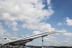 Tupolev 144 (Vgce) Tags: tupolev 144illy avion aricraft aviation planes airplane jet civil russe russian