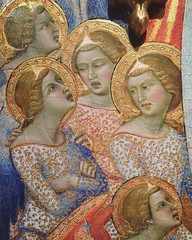 According to medieval memos advertising the latest rulings of the Church, the bodies of angels visiting the Earth do NOT cast a shade. ... Well, whoever said obviously hasn't been clocked by this queen.  That LOOK.  Just another day in the #pa (rokorumora) Tags: according medieval memos advertising latest rulings church bodies angels visiting earth do not cast shade well whoever said obviously hasnt been clocked by this queen  that look  just another day passiveaggressiverenaissance