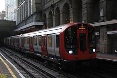 Bombardier S8 Stock DM Car #21071 (busdude) Tags: bombardier s8 stock dm car driving motor tfl transport for london underground londonunderground s sstock