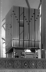 The Modern Organ of St. Johannis Kirche, Lneburg, Germany (Philinflash) Tags: 2016 church churchinteriors europe germany organ orgel otherkeywords places lneburg