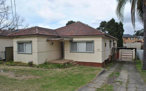 23 Fuller St, Chester Hill NSW 2162