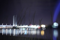 Pont Baba (Remi Monedi) Tags: bordeaux night whacking lens pont bridge chaban delmas