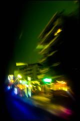20161120-186 (sulamith.sallmann) Tags: attika bewegungsunschrfe blur bunt city colorful effect effekt filter folientechnik greece griechenland nacht nachts night stadt unscharf urban grc sulamithsallmann