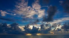 IMG_4154_Out there...EXPLORE Nov. 28, 2016 (lada/photo) Tags: horizon seascape clouds sunset ladaphoto floridasky