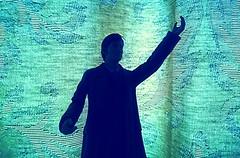 Leader (esala.kaluperuma) Tags: leader man speech toy toyman childimagination imagination esala kaluperuma sonyxperiaz2 creative artistic publicspeech