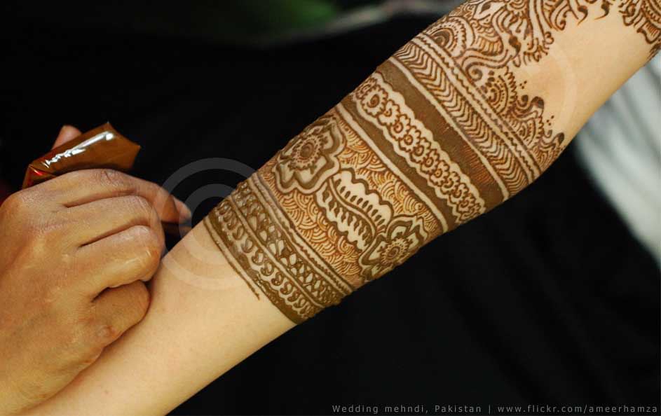 Henna Hand Painting Singapore
