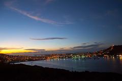 Arraial do Cabo, Rio de Janeiro, Brasil (@giovanicordioli | gmcordioli@gmail.com) Tags: summer brazil sky beach nature water brasil riodejaneiro night clouds lights arraialdocabo