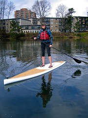 sup22 (vikapproved) Tags: up vancouver island stand whisper bc board paddle columbia victoria evergreen british paddling legend sup