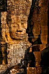 Bayon Temple, Angkor Thom, Cambodia-c1568 (doug remien) Tags: cambodia southeastasia archeology angkorthom bayontemple ancientcivilizations angkorarcheologicalpark