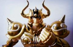 Aldebaran (fernimix) Tags: anime saint toys gold iron arm great manga gran fujifilm horn cloth toro myth santo bandai oro seiya caballeros saintseiya zodiaco aldebaran cuerno s2000hd flickrandroidapp:filter=rome