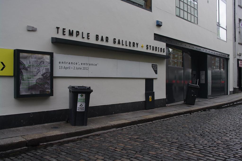 Temple Bar Gallery, Dublin