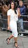 Kim Kardashian at the BBC Radio 1 studios London, England