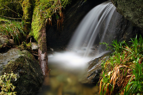 Glen Croe Waterfall