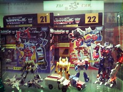 Real Transformers (cloudlocke) Tags: japan toys japanese transformers flickrandroidapp:filter=miami