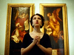 img503 (salatova) Tags: pictures red black hair hands dress angels