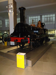 Columbine (MikeHCF) Tags: london museum railway science steam