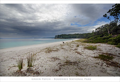 Roos on Beach Post Card (caralan393) Tags: cloud beach postcard roos greenpatch jervisbay