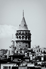IMG_2928-Edit-Edit (Micha Olszewski) Tags: tower architecture turkey europe istanbul land galatatower galatakulesi architecturalfeature