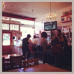 #diner #food #sanfrancisco (malcojojo) Tags: square squareformat earlybird iphoneography instagramapp uploaded:by=instagram foursquare:venue=3fd66200f964a520d5ec1ee3