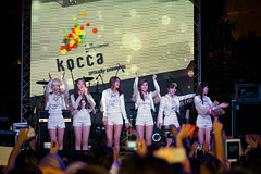 Ace of Angels (ngwugang) Tags: music singapore ace korean angels clarkequay kpop aoa youtubelive aceofangels musicmatterslive2013
