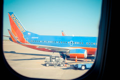 1651 (kristina_beiermann) Tags: southwest plane airplane flight southwestairlines