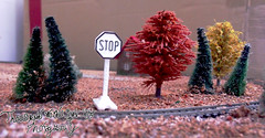Stop for just a moment and admire (TWSS Photography) Tags: life trees light home beautiful up digital train photography hope for miniature photo rocks tracks just stop moment something admire