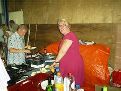 """Laatste repetitie avond: BBQ 2011 • <a style=""""font-size:0.8em;"""" href=""""http://www.flickr.com/photos/96965105@N04/8949906170/"""" target=""""_blank"""">View on Flickr</a>"""