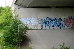 DSC_0787 v2 (collations) Tags: ontario graffiti globe wreck gh trackside intransit railside seeninpassing ghcrew movingimages