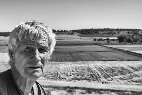 Otello Badan, archéologue - Archaeologist