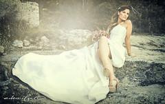 boda (educifu photo ) Tags: sergio nikon eli exterior retrato boda paisaje edu sesion tarragona novios d800 castell tamarit altafulla cifuentes 2013
