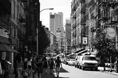 (S&H Photo) Tags: newyorkcity blackandwhite newyorknewyork thebigapple