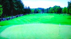Wentworth Club (West), Hole #9 (rbglasson) Tags: england golf landscape tv nikon surrey wentworth virginiawater d40 nikond40