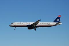 N564UW 30NOV12 KBGR/Bangor (speck727233) Tags: cactus airport aircraft bangor maine airline airbus awe usairways a321 bgr bangorairport kbgr n564uw