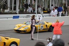 Start Line, Whitsun Trophy (Love Aero) Tags: ford goodwood gt40 goodwoodrevival goodwoodrevival2013