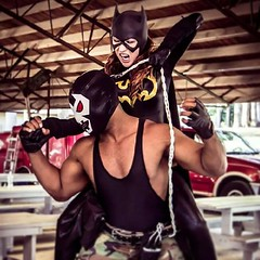 """become a criminal they said. It'll be a good time they said....""#dc #dcuniverse #detectivecomics #Batman #thedarkknight #bane #batgirl #venom #cosplay #ryangreen #doyouevenliftbro #ronaldladao (Ryan Green Cosplay) Tags: amanda dark comics square dc do lift you cosplay squareformat batman knight even batgirl bro universe bane detective hamil ryangreen iphoneography instagramapp uploaded:by=instagram"