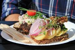 Smørrebrød in Copenhagen