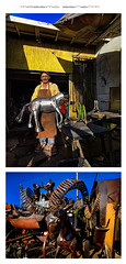 artesano y su arte - Mexico (Massimo Benenti) Tags: portrait mexico arte documentary hasselblad mexican bajacalifornia ensenada artigiano artesania h3d environmentalportraiture 28mmf4