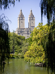 San Remo building from Central Park