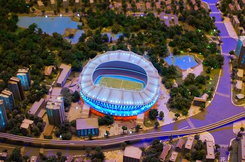 Shanghai Urban Planning Exhibition Center 上海城市规划展示馆
