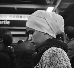 DSF9699 (sergedignazio) Tags: street paris france photography photographie femme rue quai rer x100s